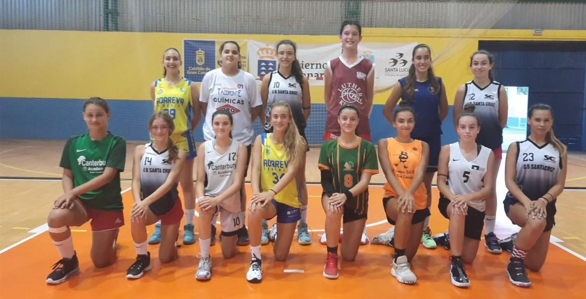 La Federación Canaria confirma las selecciones Infantil y Cadete para los Campeonatos de España de sendas categorías