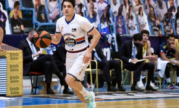 Rafa García, base con experiencia en ACB para el Gran Canaria-Claret de LEB Plata