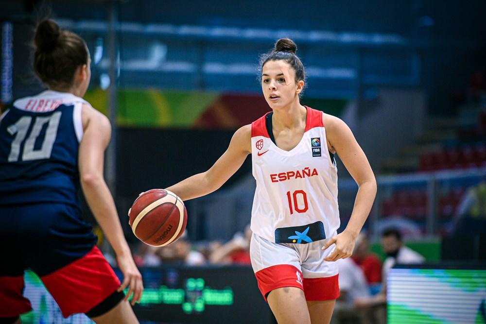 Elena Buenavida lleva a España a ser séptima en el Mundial U19