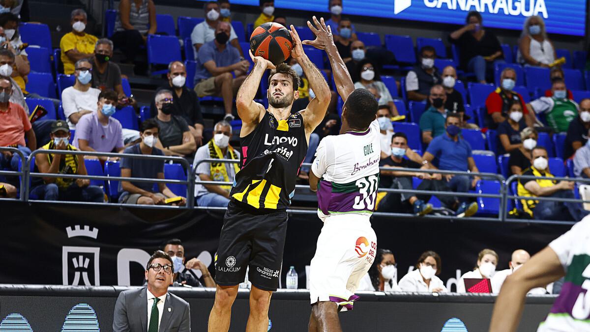 Fitipaldo y Mirotic, los mejores de la segunda jornada de la ACB 2021/22