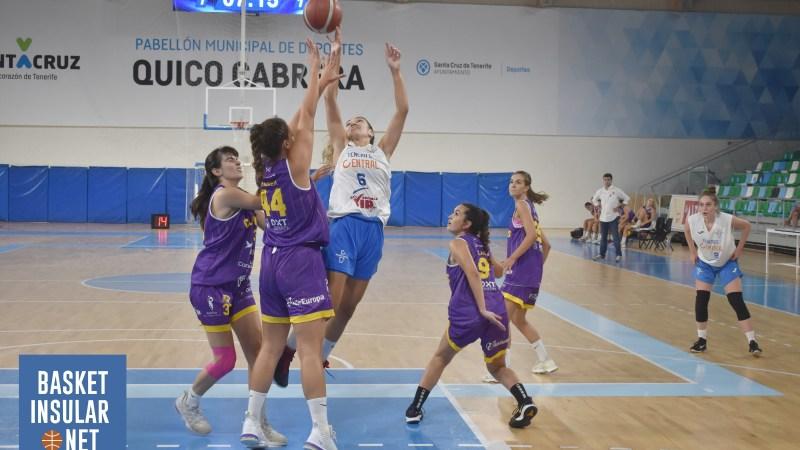 [Galería] Tenerife Central – Clarinos, partido de la jornada en el arranque de la Primera Nacional Femenina 2021/22