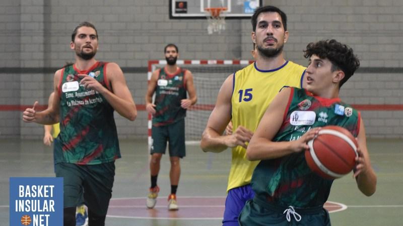 Lucente, Pacheco y Villamandos, presente y futuro del baloncesto matancero