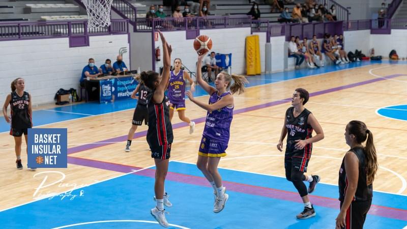 CB Islas Canarias, Clarinos y Telde Basket Tara, invictos en Primera Nacional Femenina