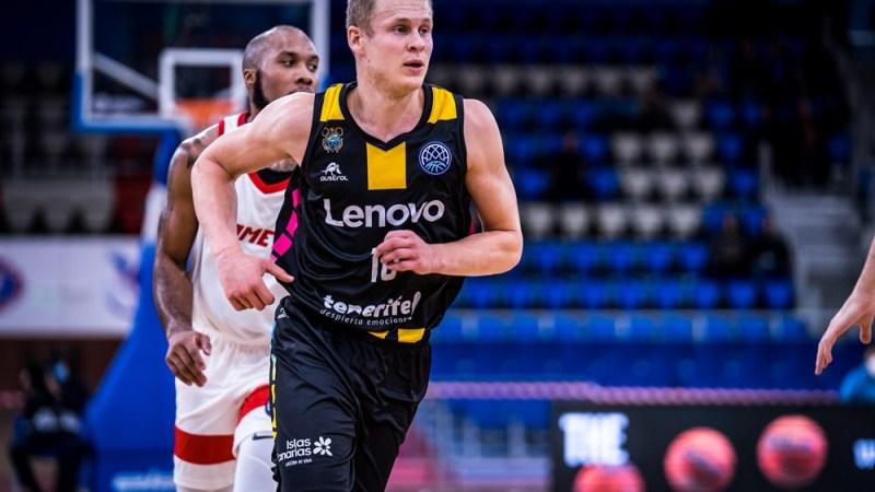 Salin y Doornekamp hacen posible un debut victorioso aurinegro en la BCL 2021/22
