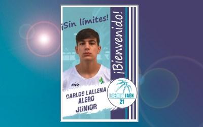 Bienvenido!!! Carlos Lallena.