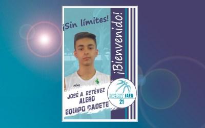 Bienvenido!!! José Antonio Estévez.
