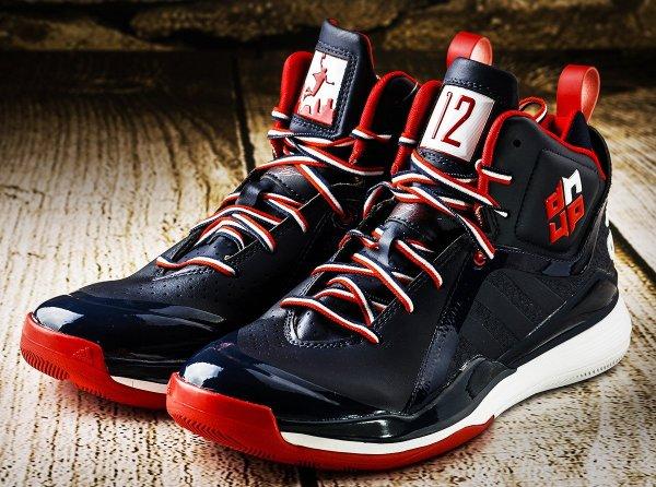 Adidas Dwight Howard 5 Shoes - C75585 Basketball