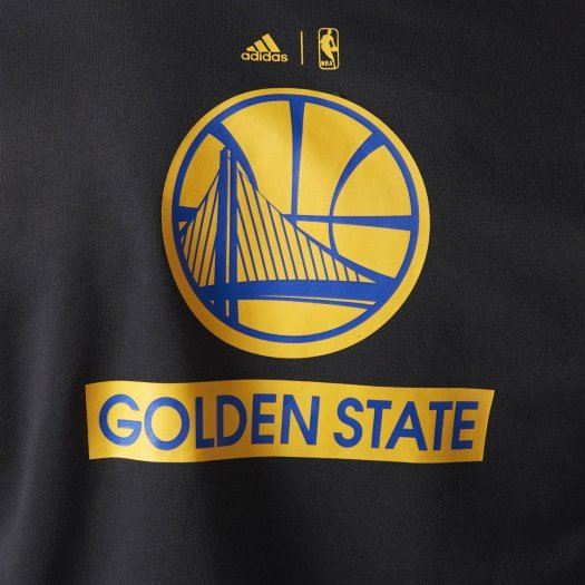 Adidas Golden State Warriors Hoodie - S96822 | Basketball ...