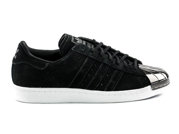 Adidas Superstar 80s Metal Toe S75056 Basketball Shoes