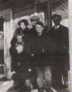 Christmas in Heber 1924
