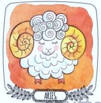 1974 Horoscope Aires