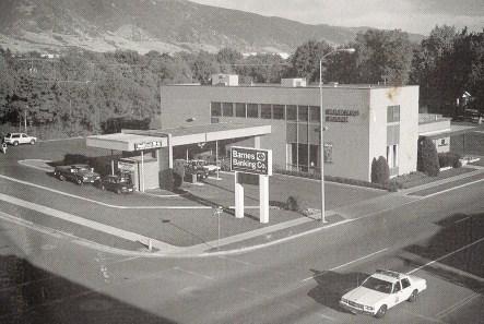 Barnes Bank 1950's-60's