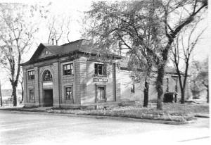 KAYSVILLE OPERA HOUSE AMUSEMENT HALL LOCATED 200 W CENTER THEN THE ADDRESS WAS SE CORNER OF LOCUST 5TH ST The Original Building Was Used As An LDS