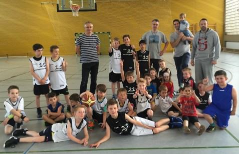 BasketsU10-Abschluss