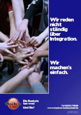 Plakat Integration