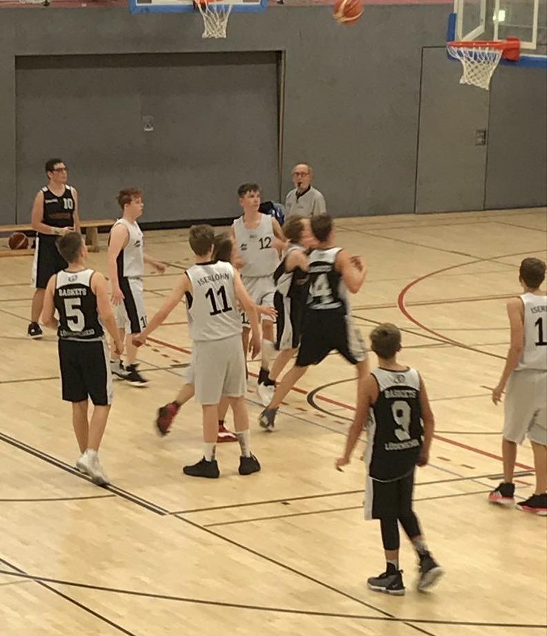 U16-Kreisliga: Unglückliche Niederlage in Iserlohn