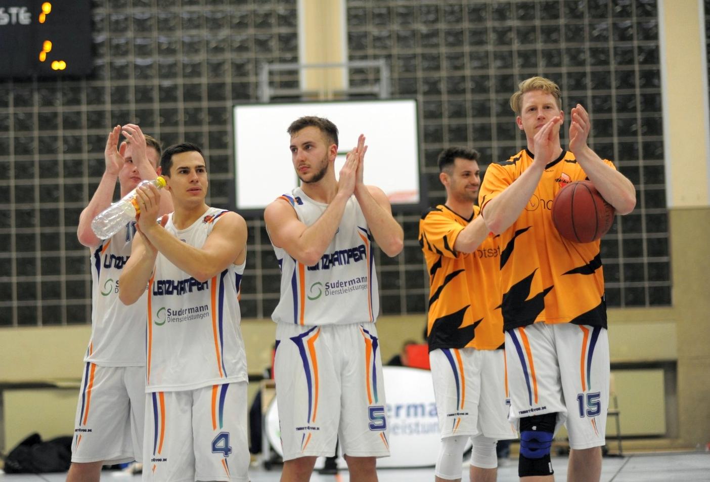 Herren-Oberliga: Starker Auftritt gegen den Tabellenzweiten