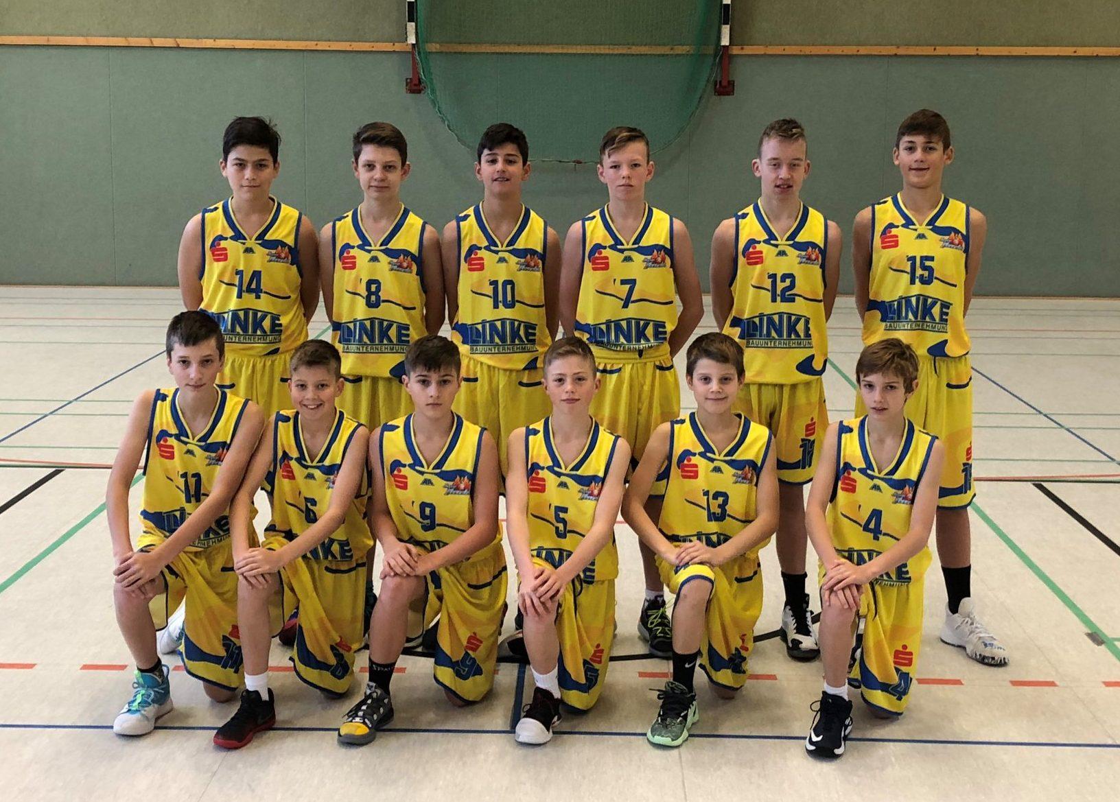 Zwei Baskets fliegen mit Phoenix-Kader nach Warschau