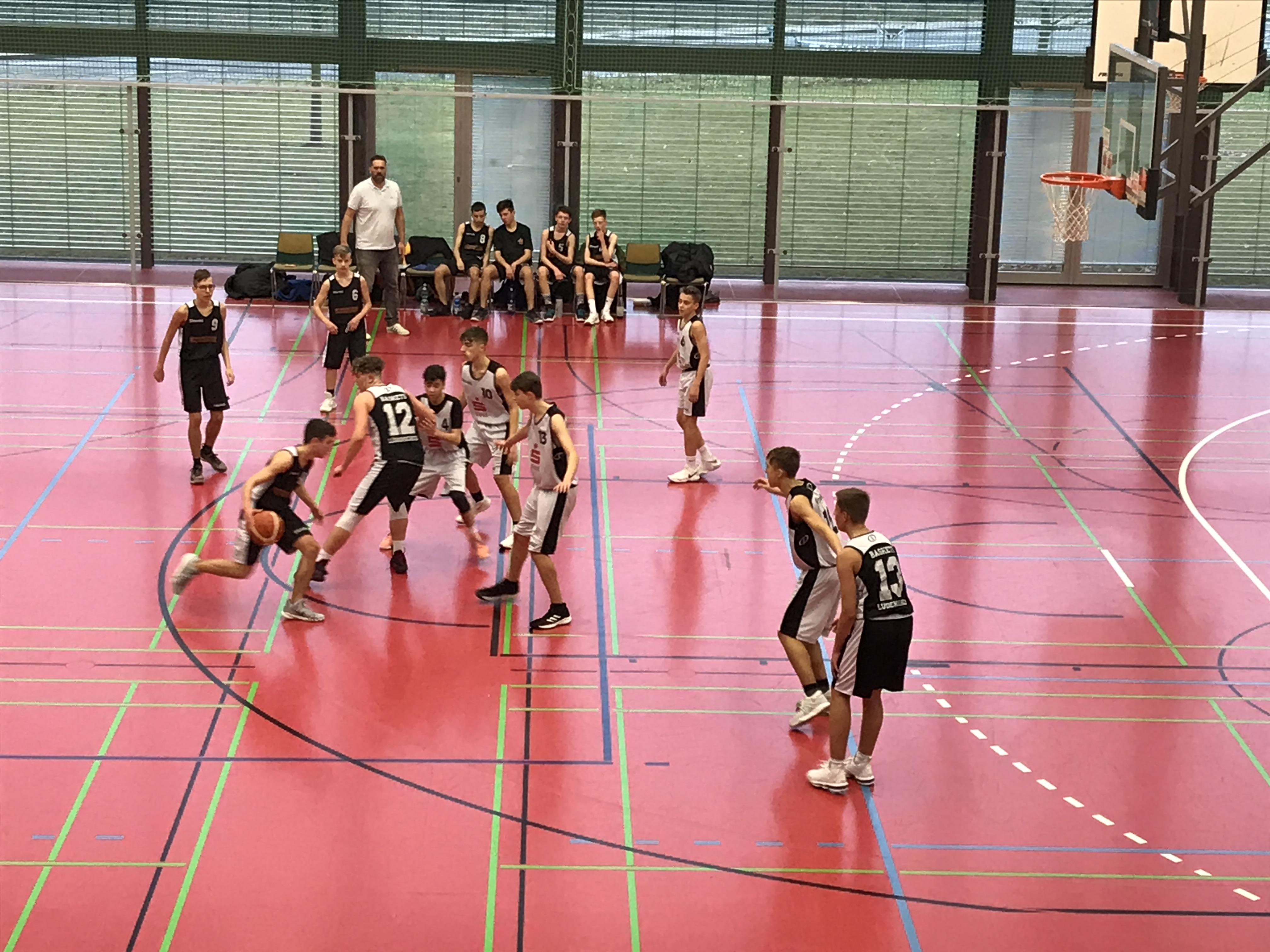 U16-Oberliga: Überraschungssieg in Recklinghausen
