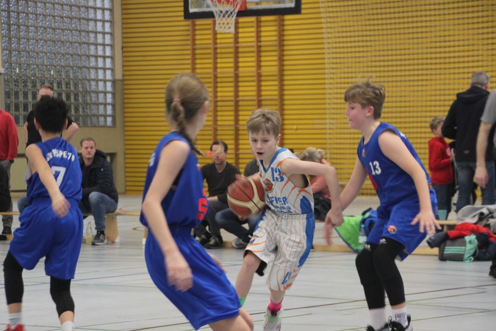 U12-Oberliga: Total neben der Spur