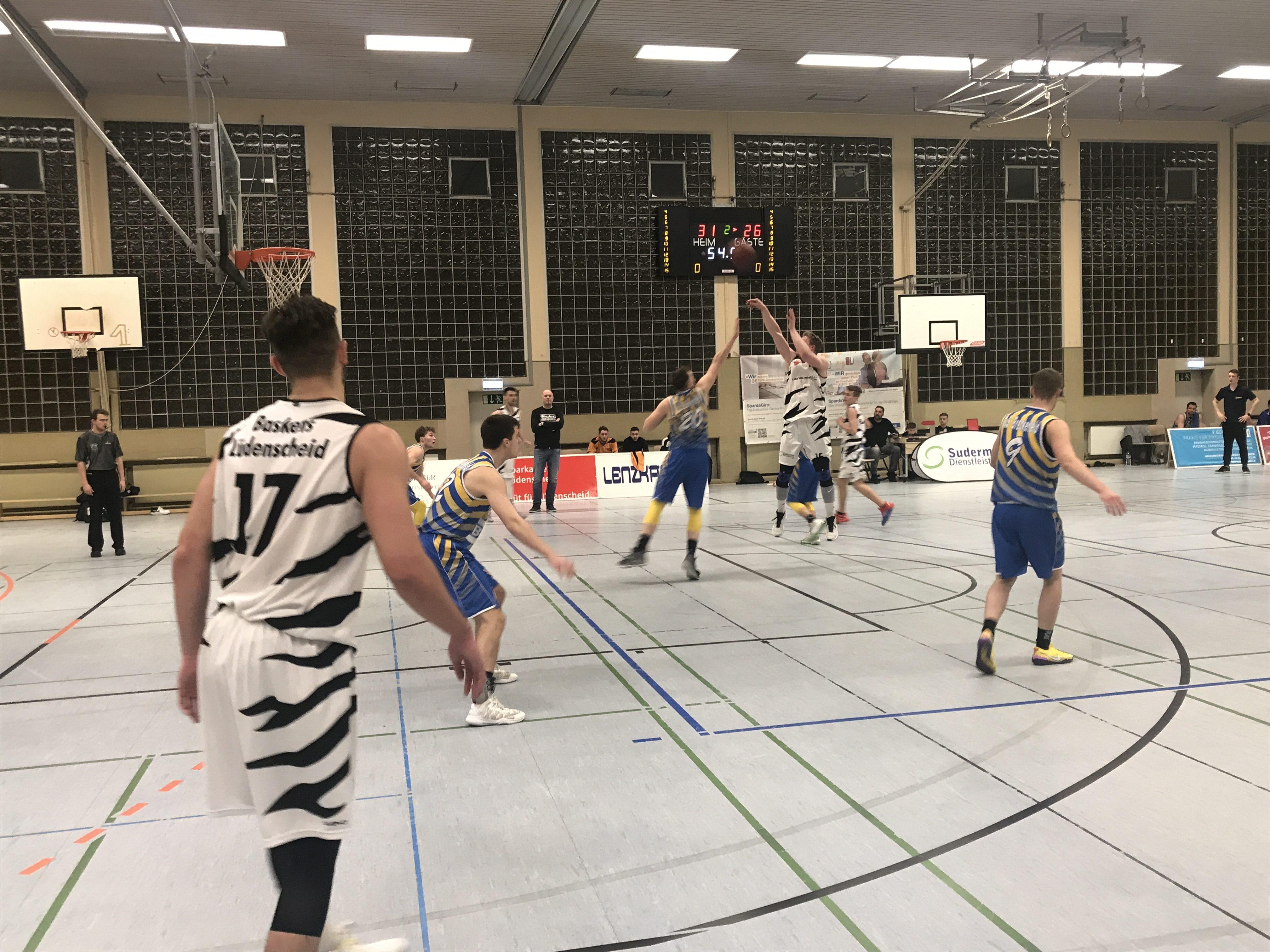 Herren-Oberliga: Ganz starke Hinspiel-Revanche