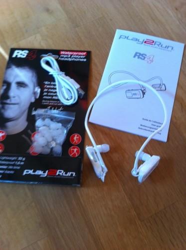 test play2run rs4 le lecteur mp3 pour le sport. Black Bedroom Furniture Sets. Home Design Ideas