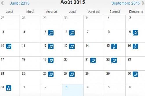 bilan août
