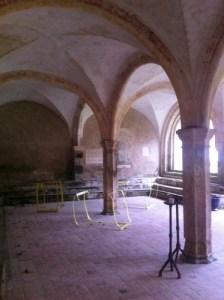 Abbaye de la prée