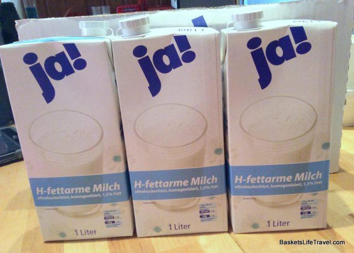 Warm Milk Europe