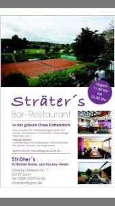 Strater's Restaurant