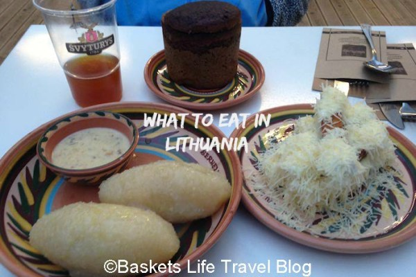 What to eat in Lithuania
