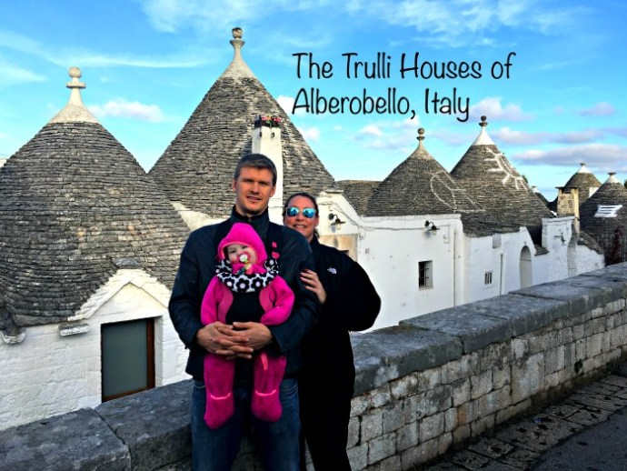 The Incredible Cone Shaped Houses of Alberobello, Italy