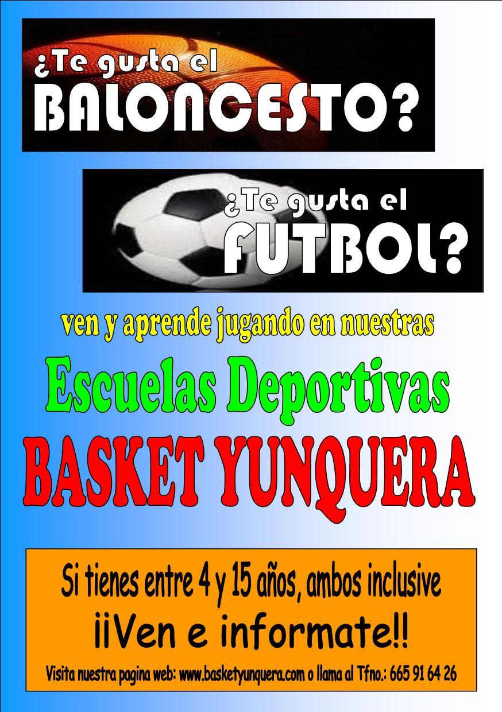 Inscripcion Escuelas Deportivas