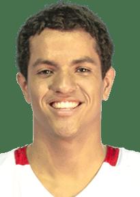 Lucas Dias Silva - 2,07 m - Ala/Pivô - 18 anos