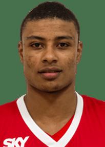 Humberto Luiz Gomes da Silva - 1.94 m - Ala - 18 anos