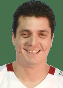Bruno Enrico Mortari - 1,86 m - Ala - 33 anos