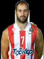 Vassilis Spanoulis - 1,93 m - Armador - 31 anos