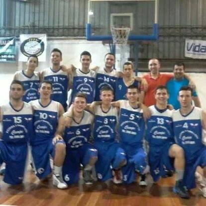 Para jugar al básquet en Montevideo