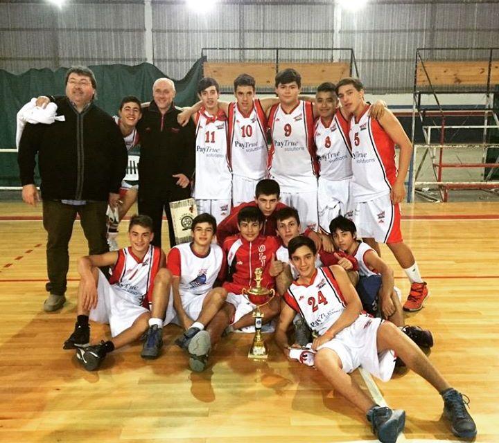 Olimpia campeón en Rosario