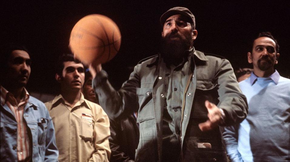 El dueño de la pelota y de la revolución