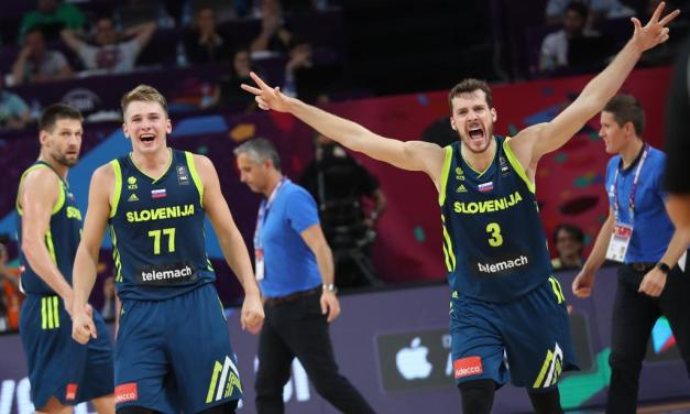 Eslovenia, y Olé!