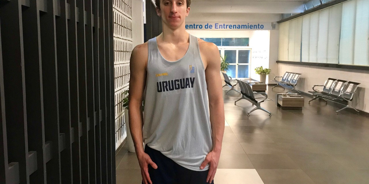 """""""Orgulloso de representar a Uruguay si me llega a tocar"""""""