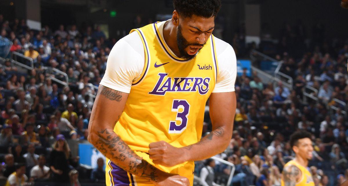 Basquet Total se la juega NBA
