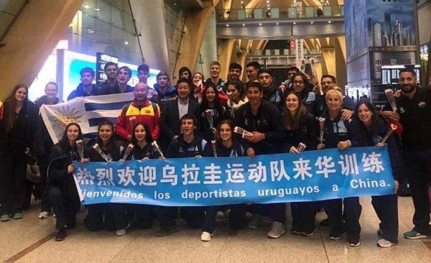 Destino: China