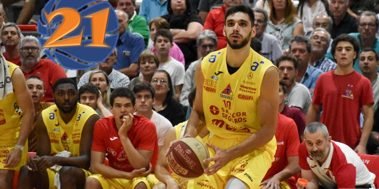 21: Gonzalo Iglesias