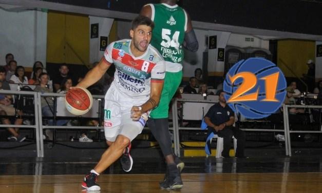 21: Miguel Barriola