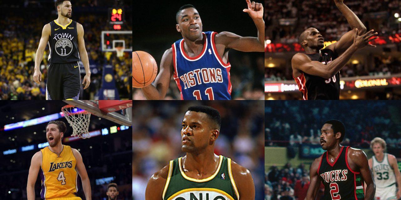 Partidos peculiares: NBA [parte 3]