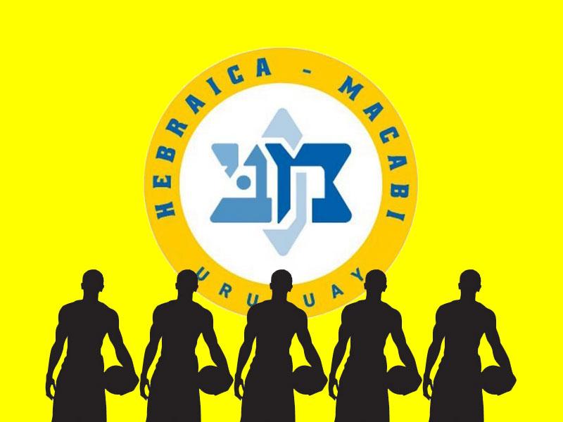 5 de oro: Hebraica Macabi