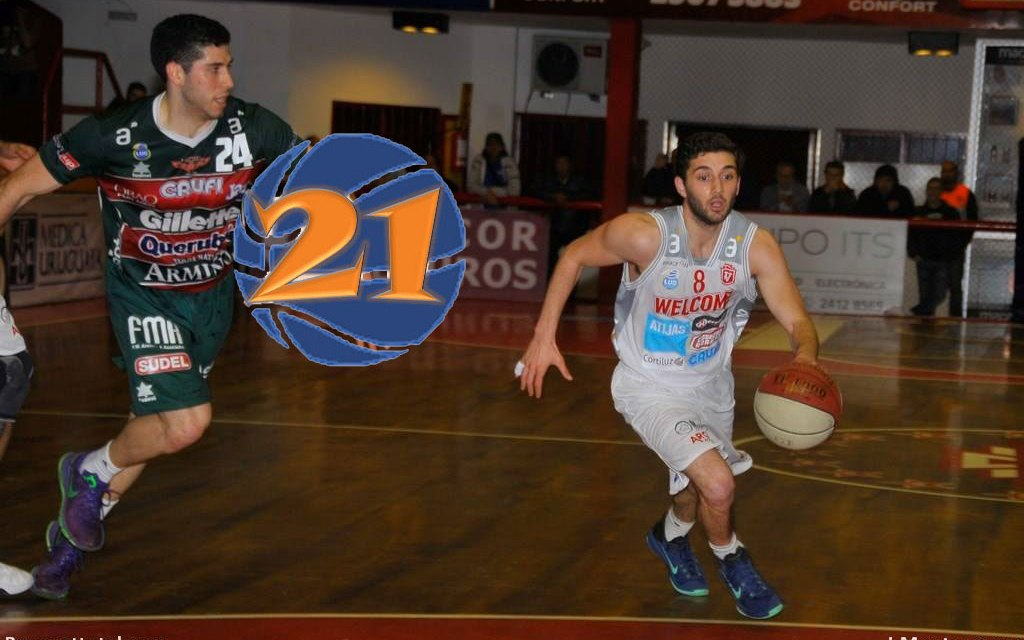 21: Gonzalo Rivas