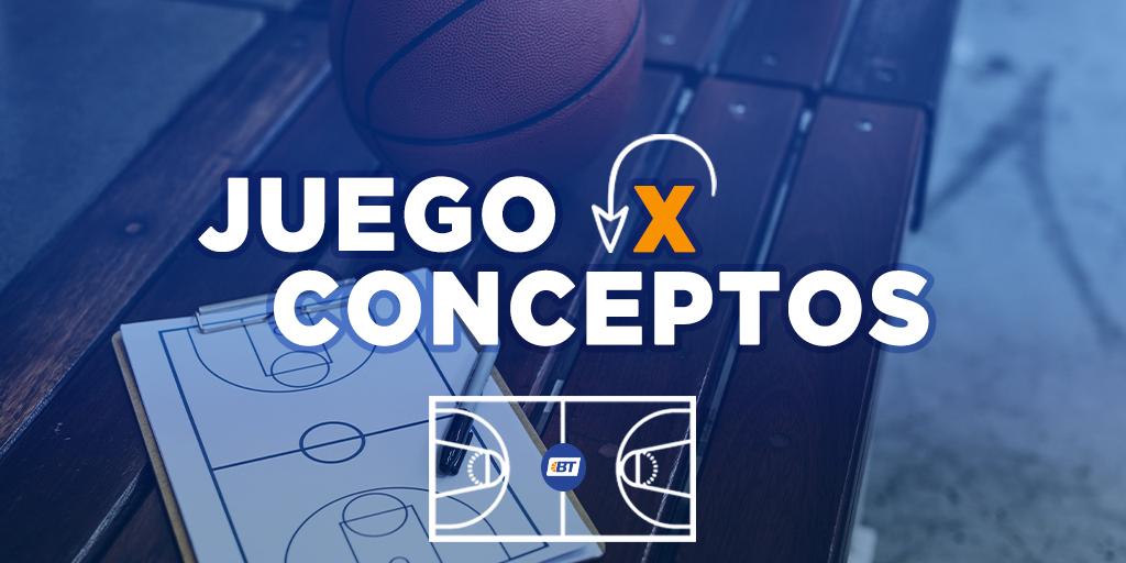 Juego x Conceptos: Fases del juego